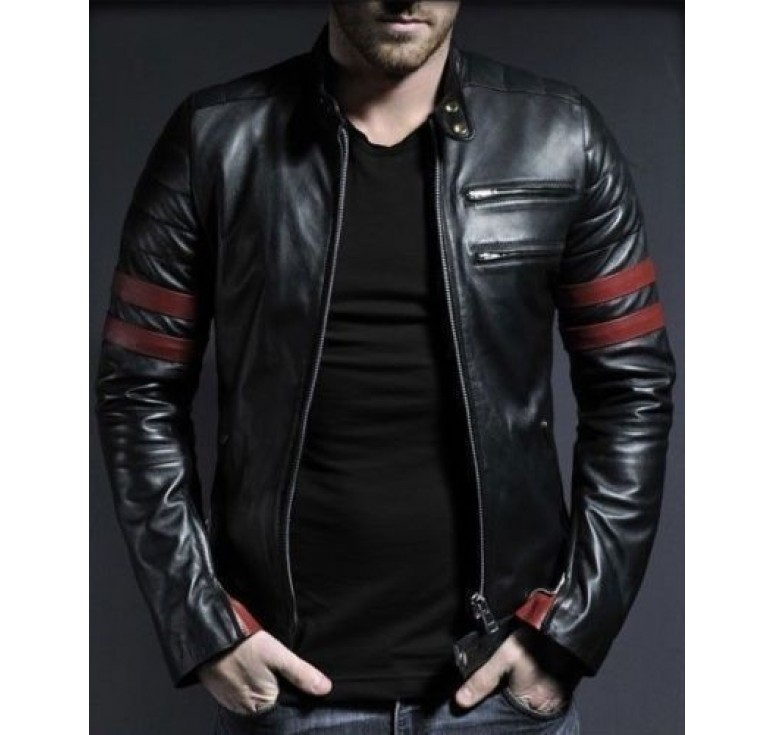 Stylish Leather Jackets For Men | Outdoor Jacket